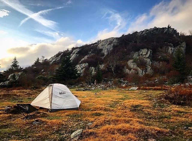Grayson Highlands State Park PC: @cheyne_tribe