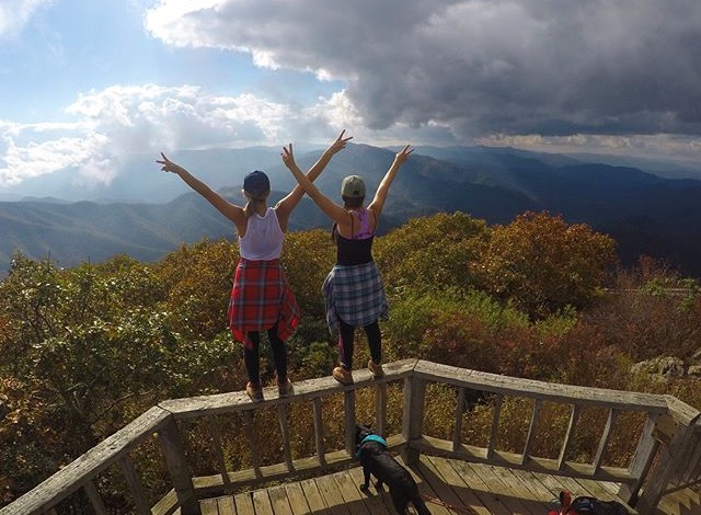 Mount Pisgah National Forest PC:@dmcavaliere