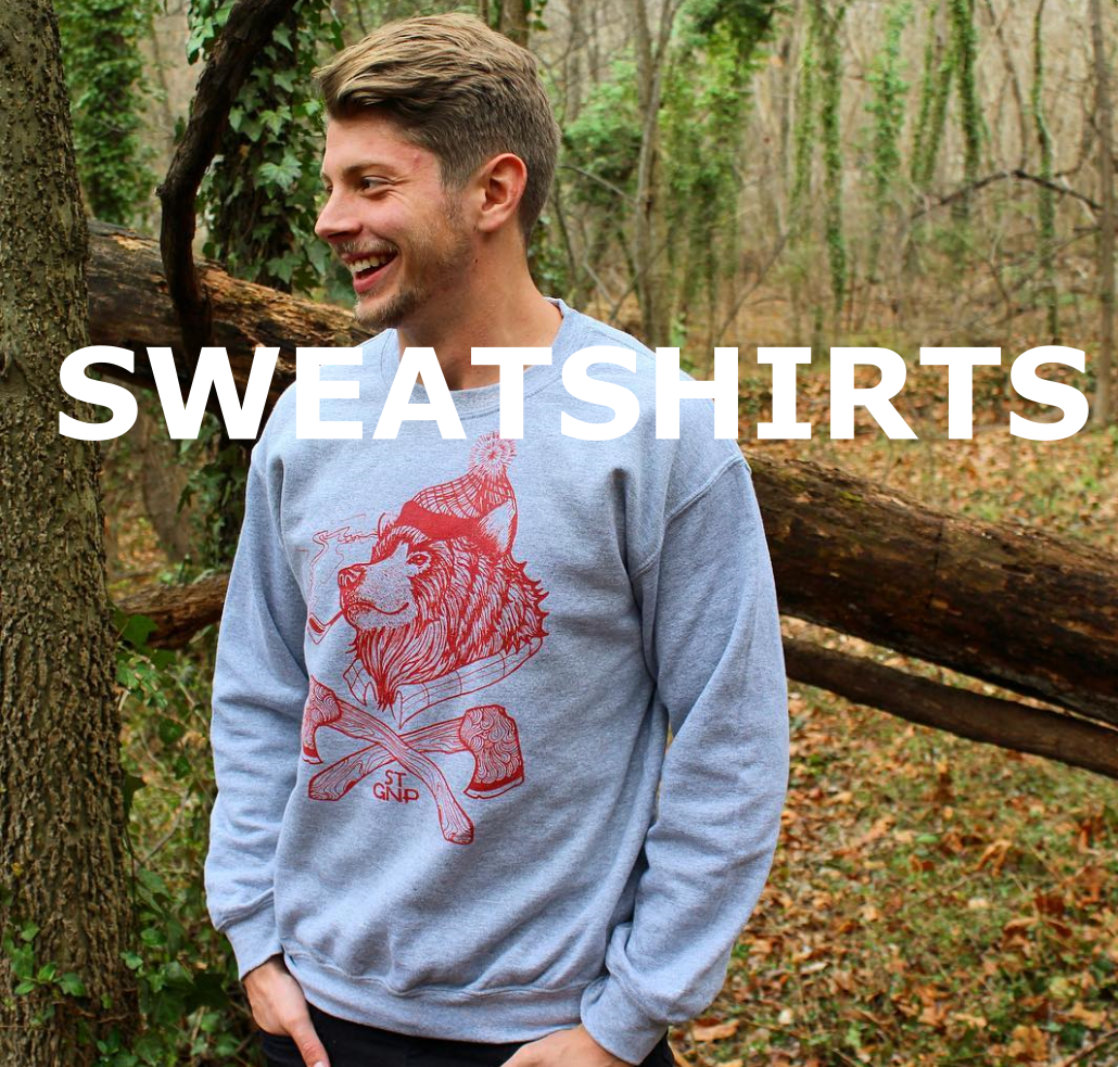 All Sweatshirts 20% Off At Checkout