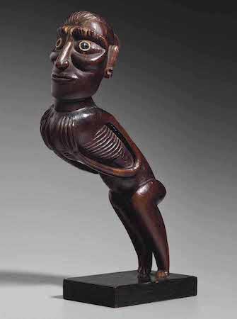 Moai Kavakava Figure