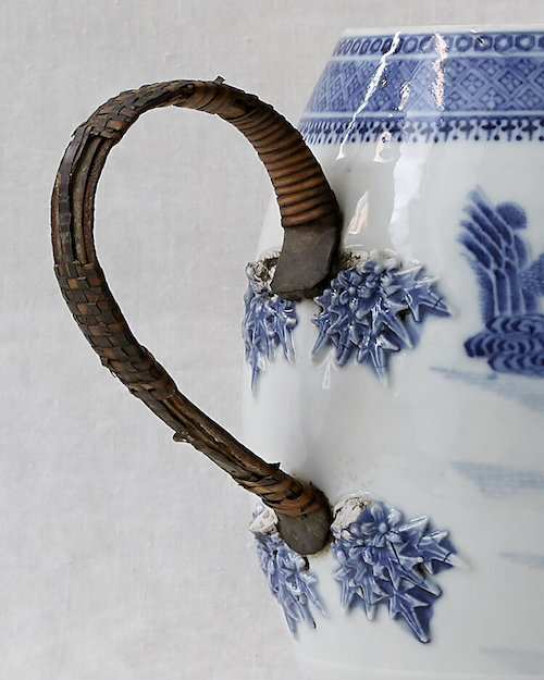 An 18th Century  Kangxi Make-Do  Pitcher from our collection