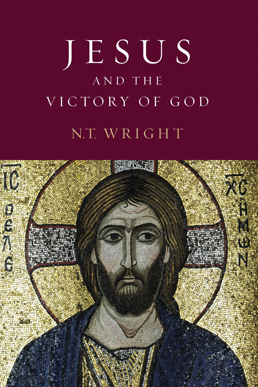 Jesus and the victory of God - Wright.jpg
