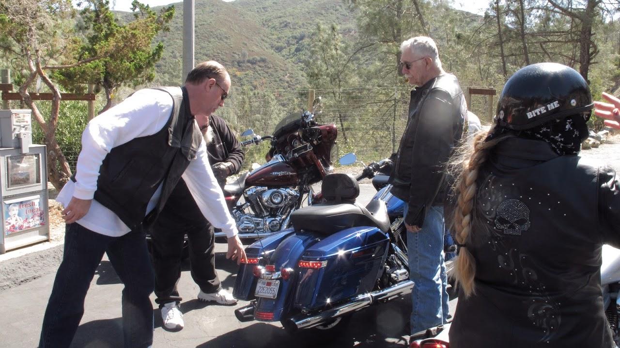 Capay Ride -