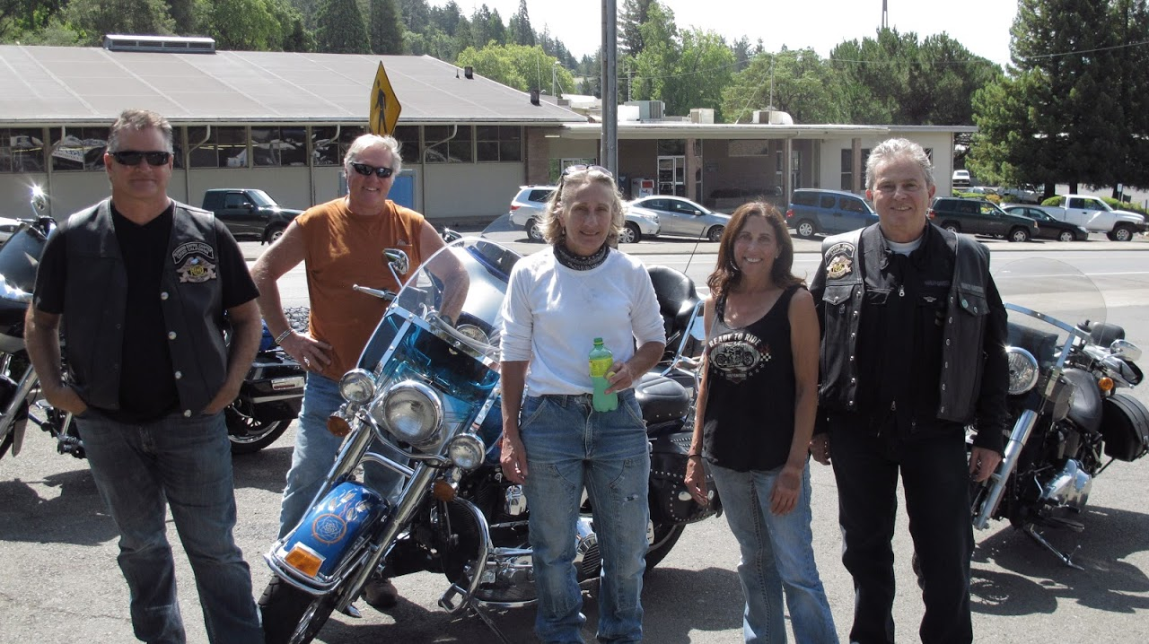 July Monday Funday Ride -