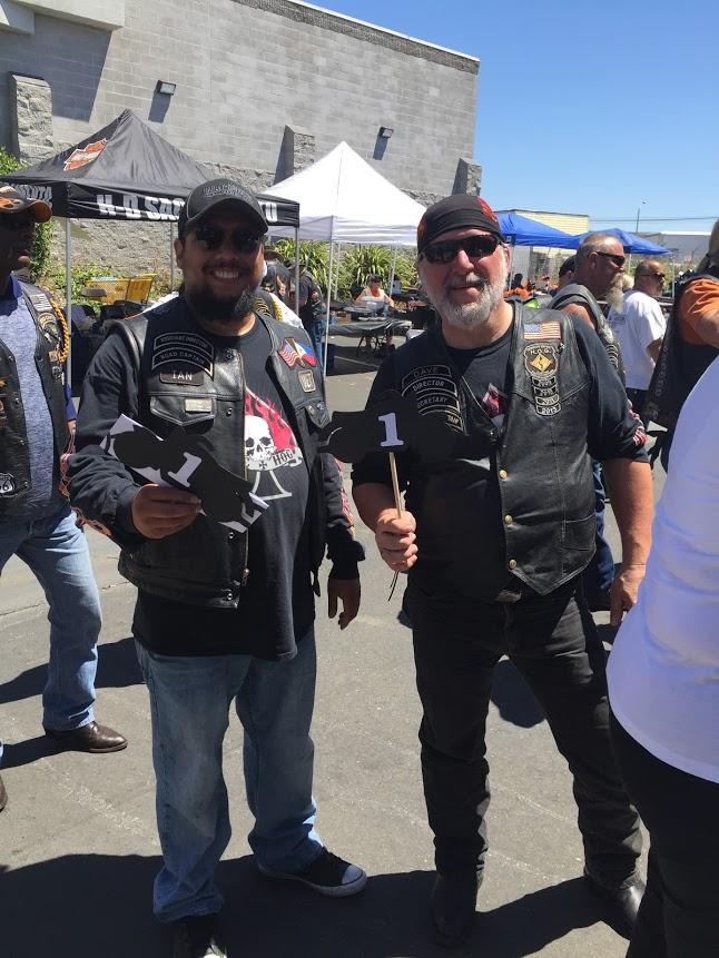Sacramento HOG B.A.D. Ride
