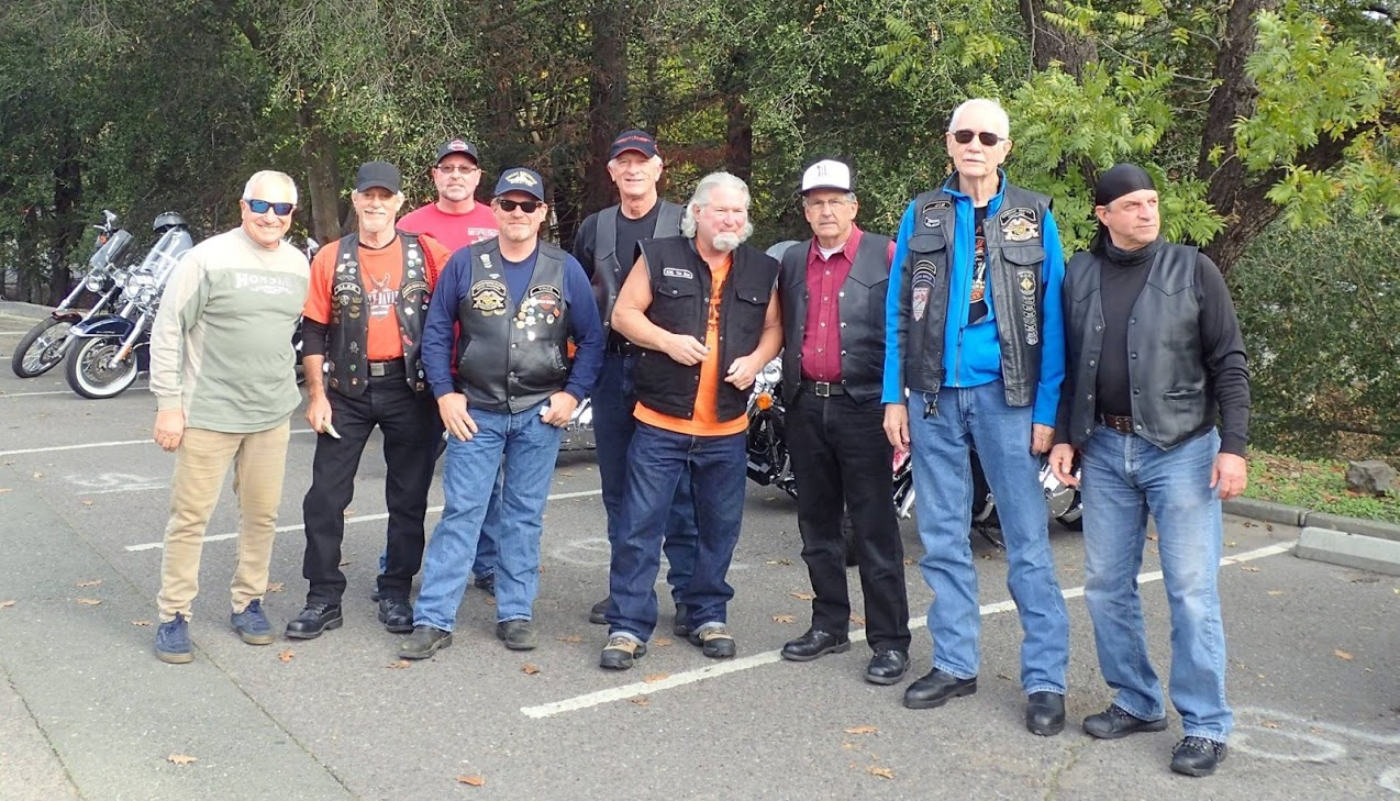 Yountville Veterans Day Ride -
