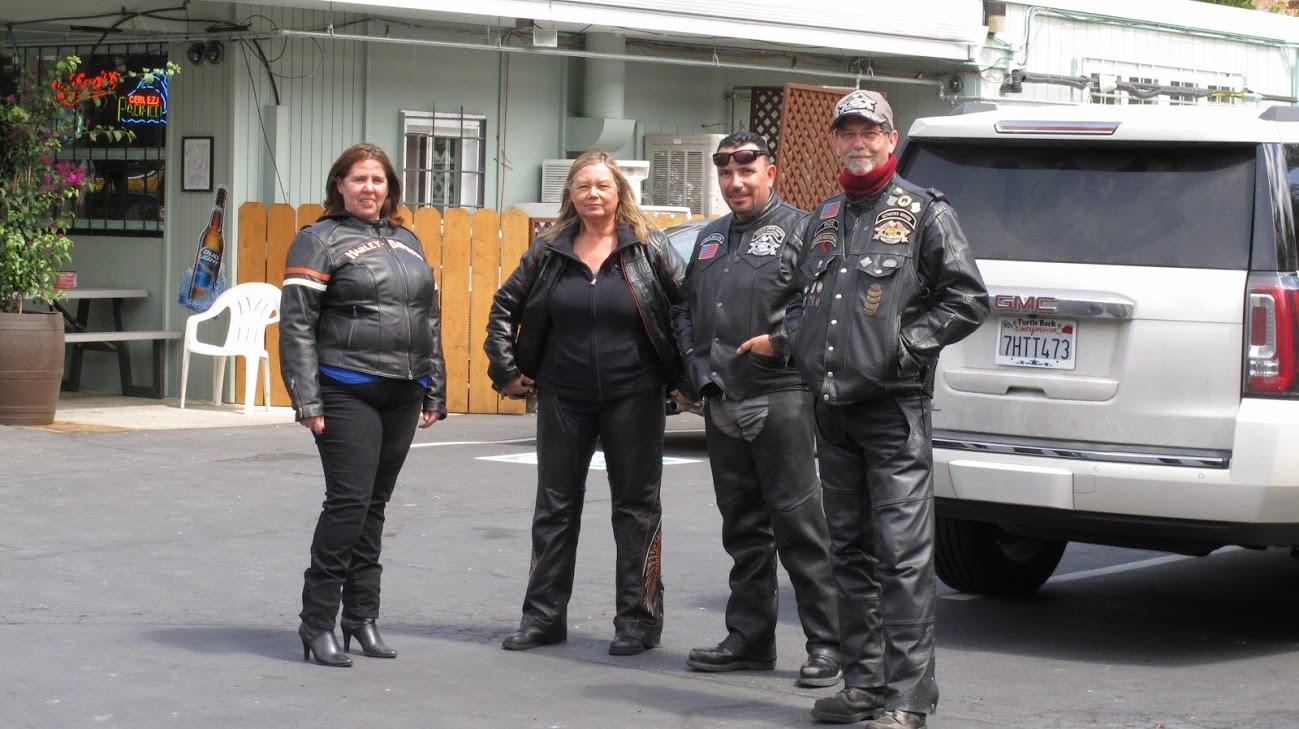 Putah Creek Cafe Ride -