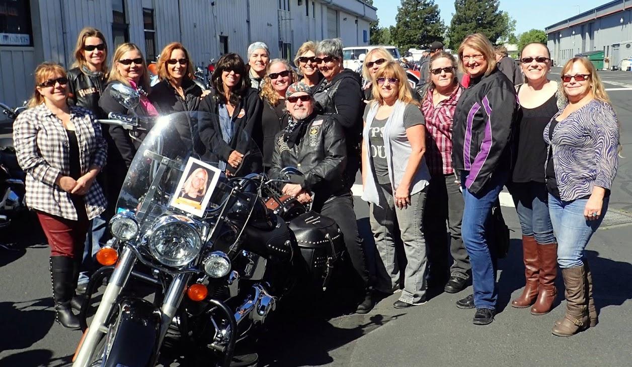 Jolene's Memorial Ride -
