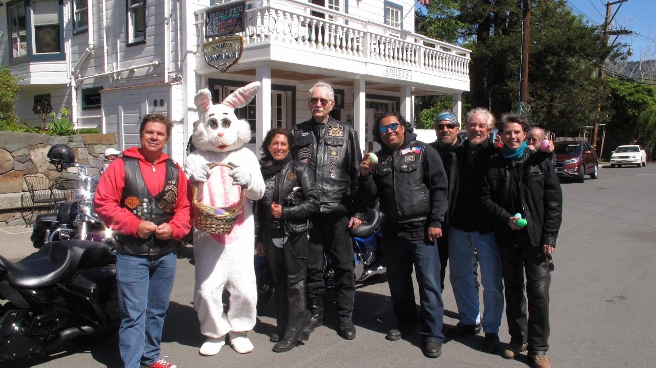 Bolinas Easter Ride -