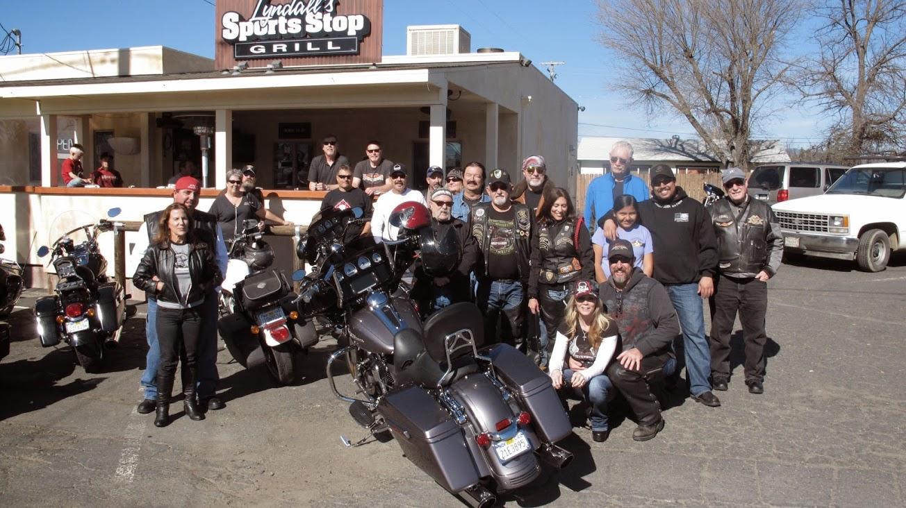 February Monday Funday Ride -