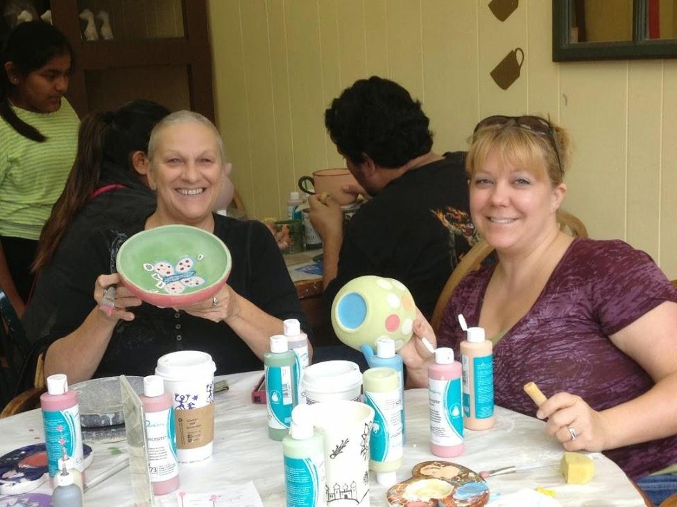 LOH Pottery Class -