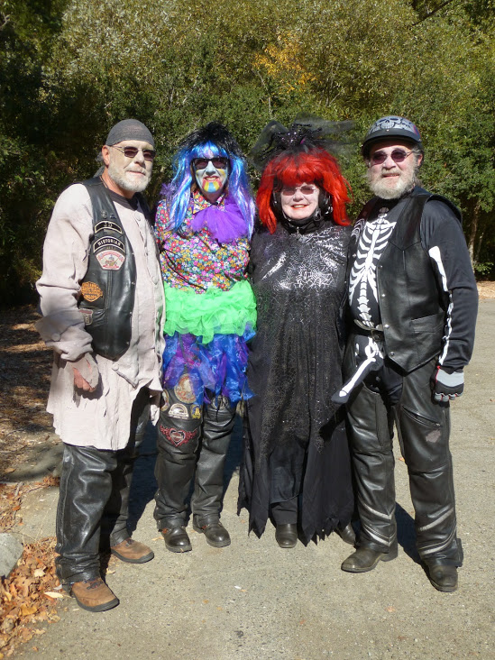 OHOG Halloween Ride -