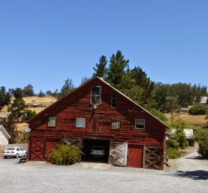 Barns and Cornerstone -