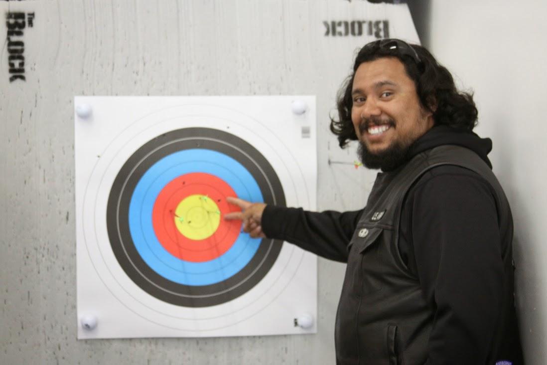 LOH Coast Archery Ride -