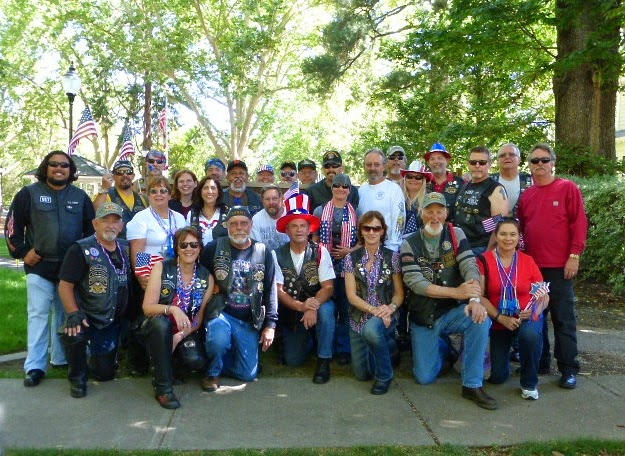 Calistoga 4th of July Parade -