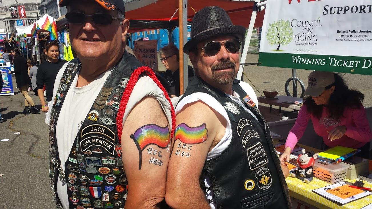 San Francisco Pride PArade -
