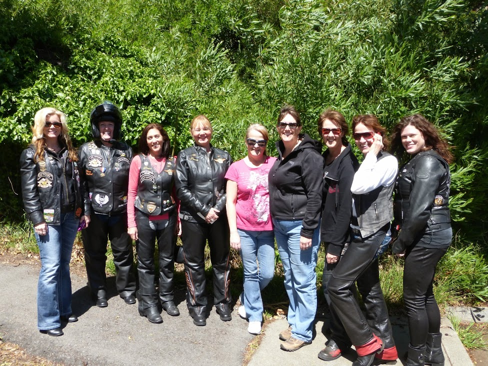 LOH Mothers Day Ride -