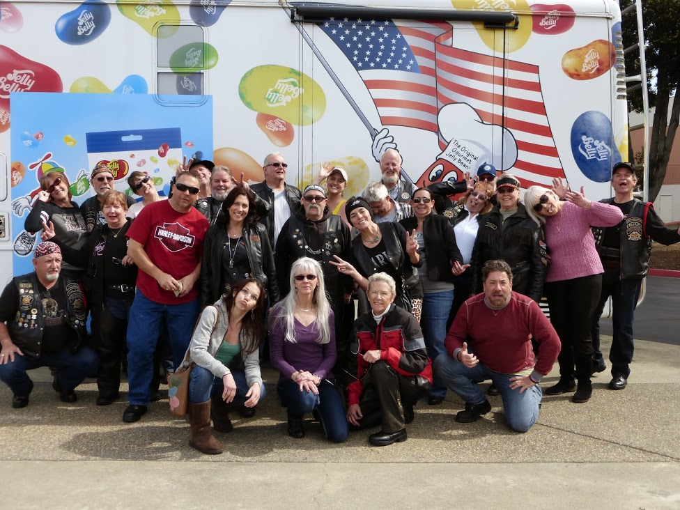 LOH Jelly Belly Factory Ride -