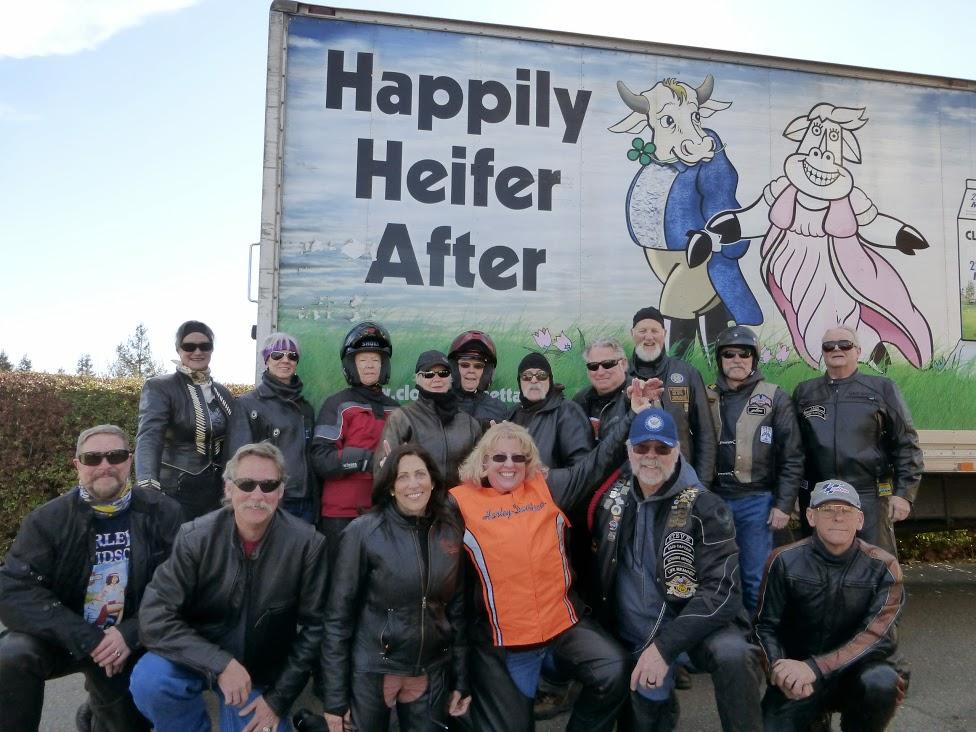 Monday Funday Ride -