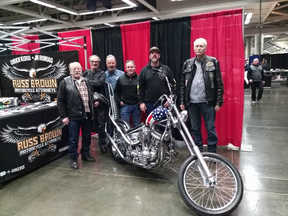 Easy Rider Bike Show 2018 -