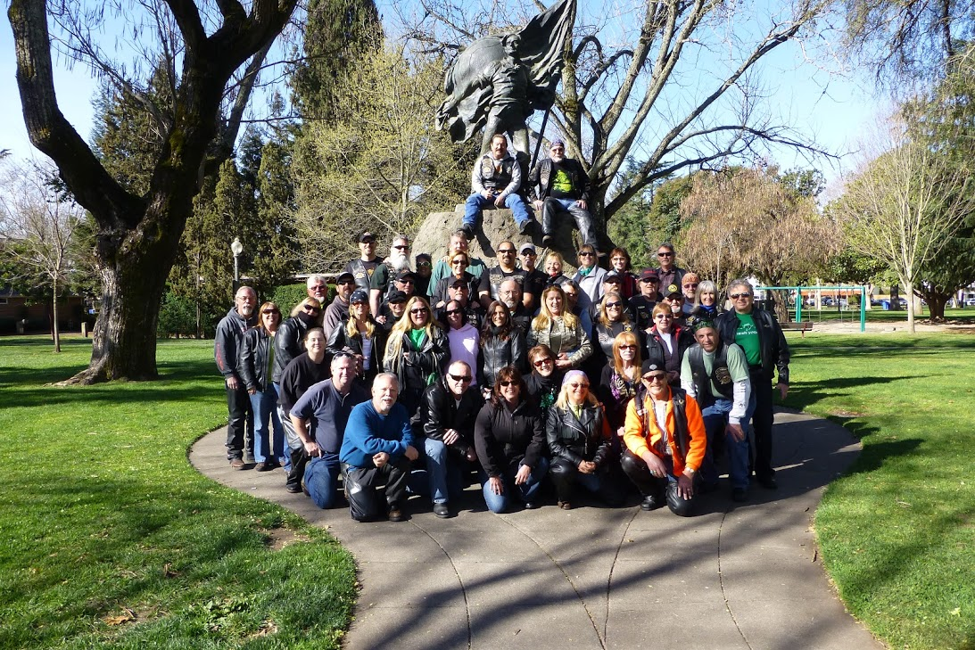 St. Patrick's Day Ride 2013 -