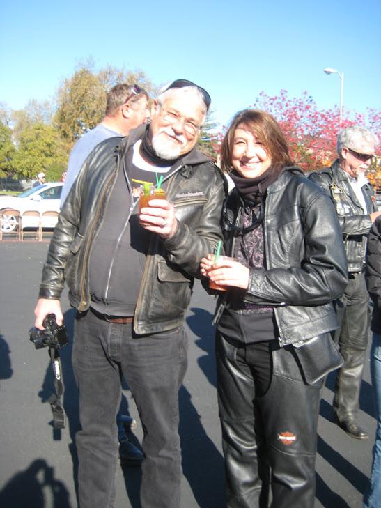 Cloverdale Toy Run 2011 -