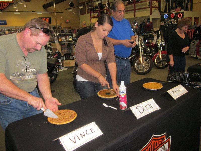 Pumpkin Pie Contest 2011 -