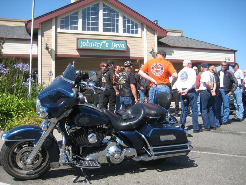 Participation Points Ride -