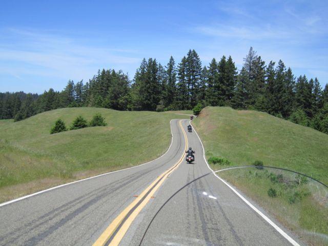 Mt. Tam Ride -