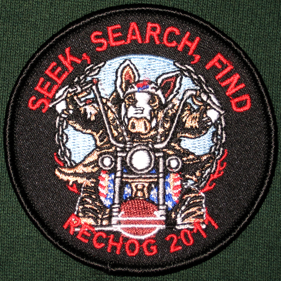 Seek, Search, and Find -