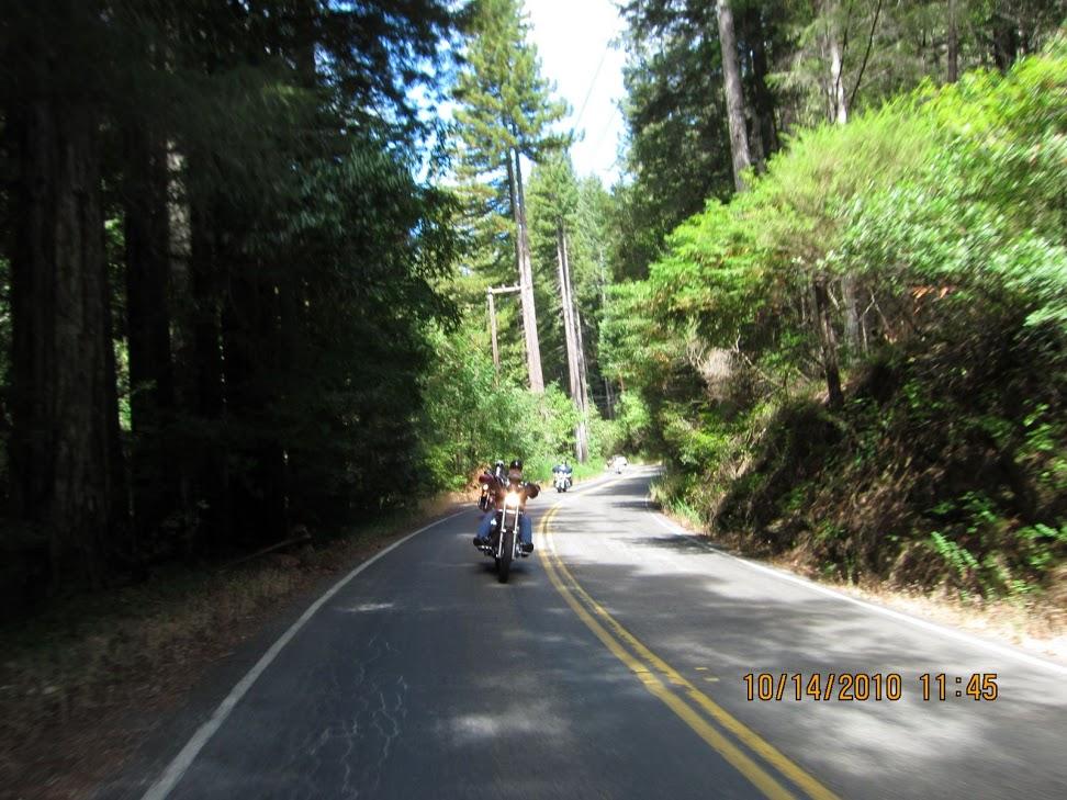 Summer Run Pre-Ride -
