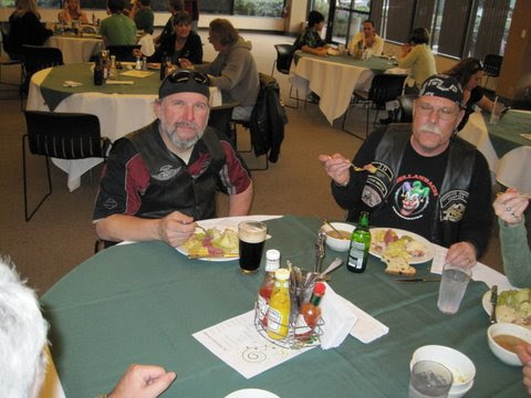 St. Patrick's Day Ride -