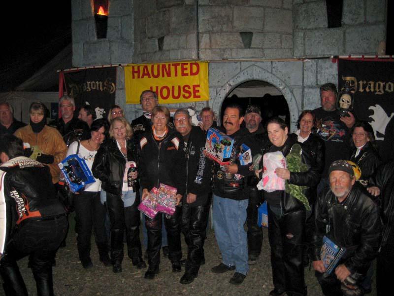 Halloween Ride -