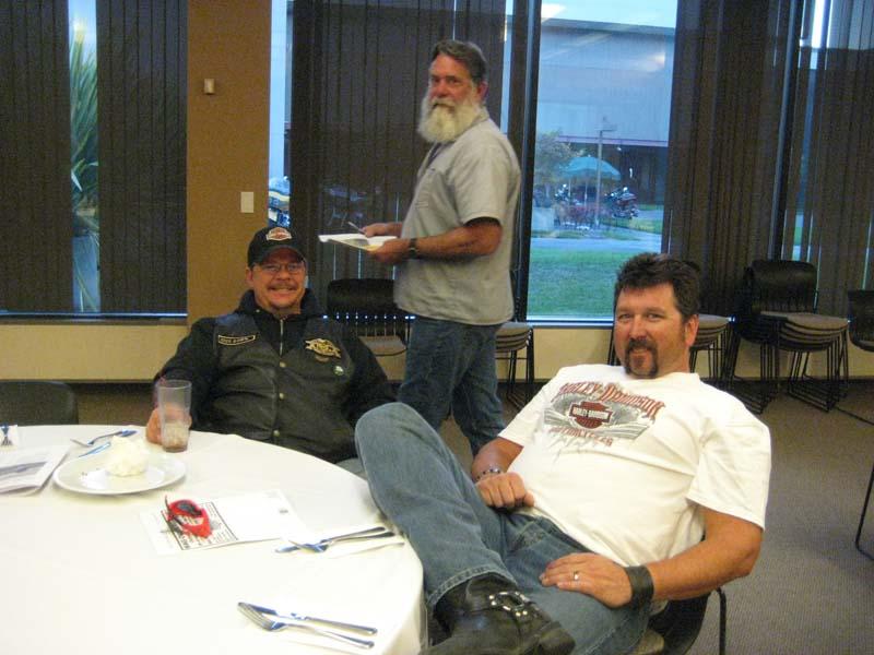 October General Meeting -