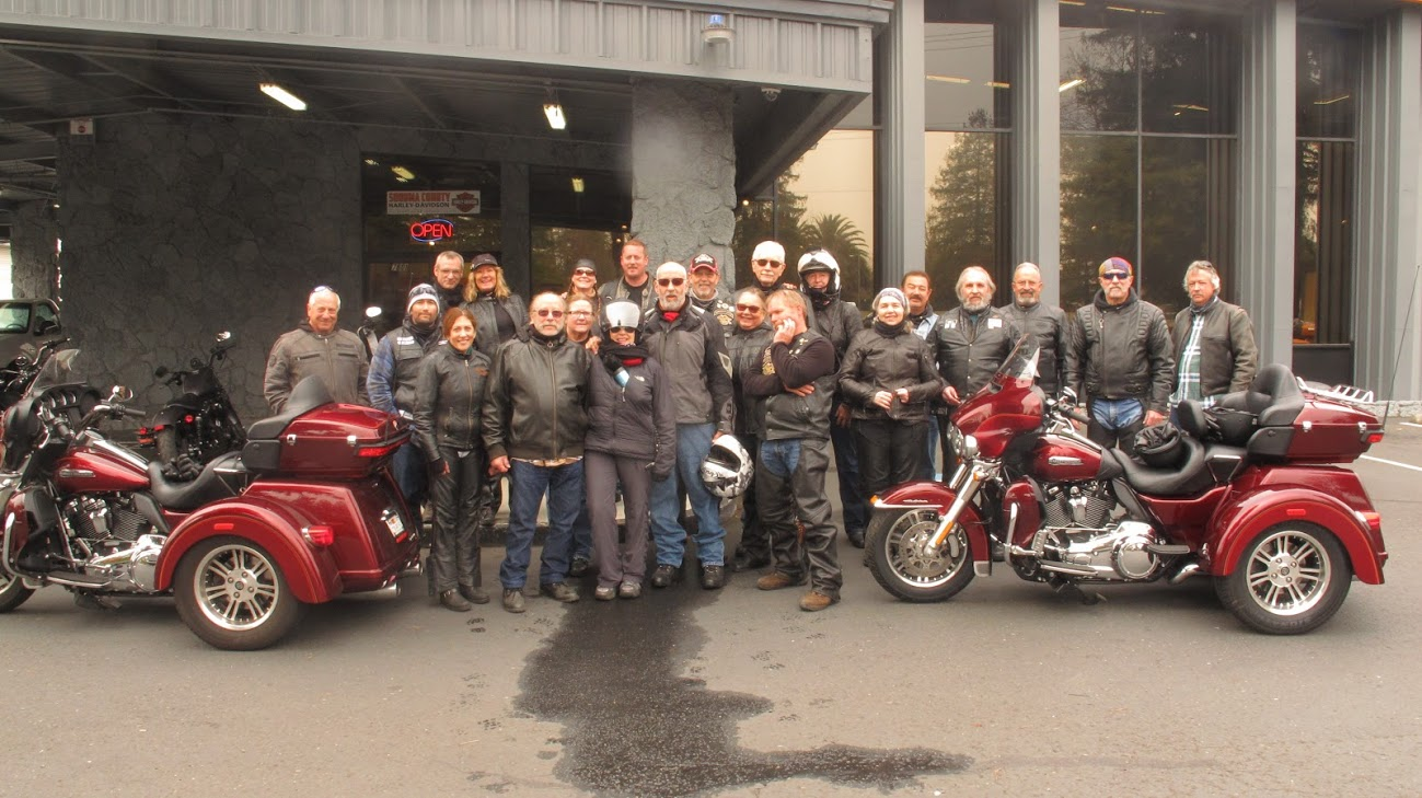 Director's Ride and Picnic -