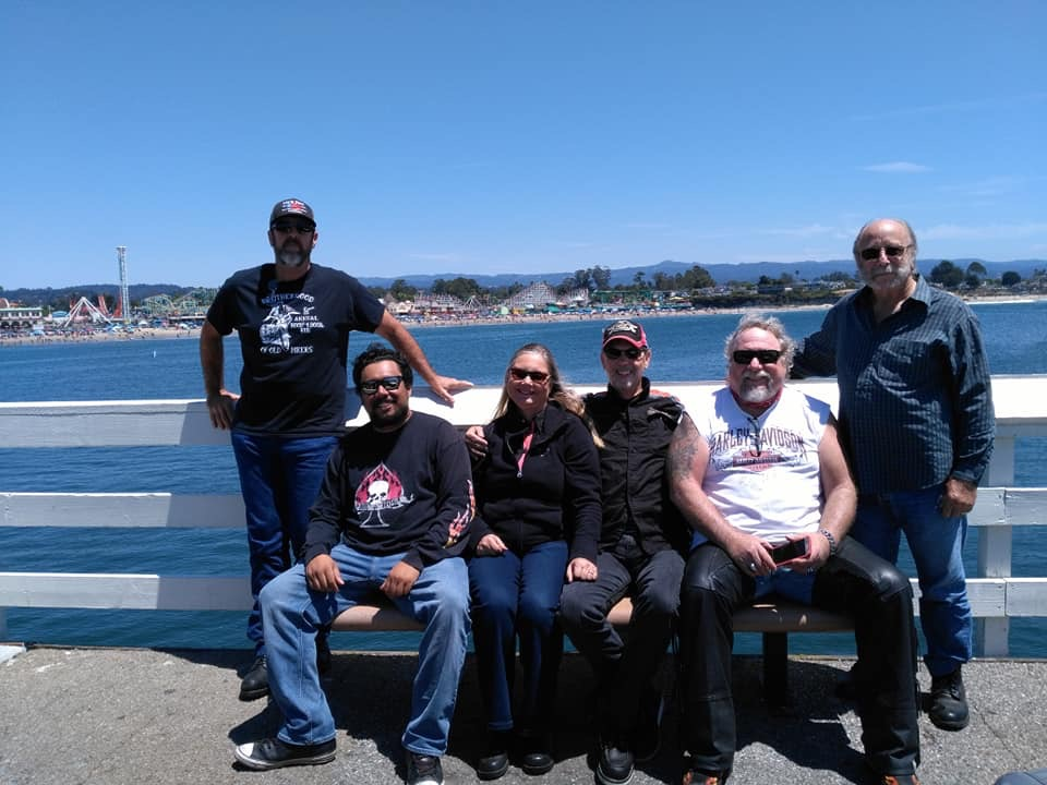 Santa Cruz Beach Boardwalk Ride -