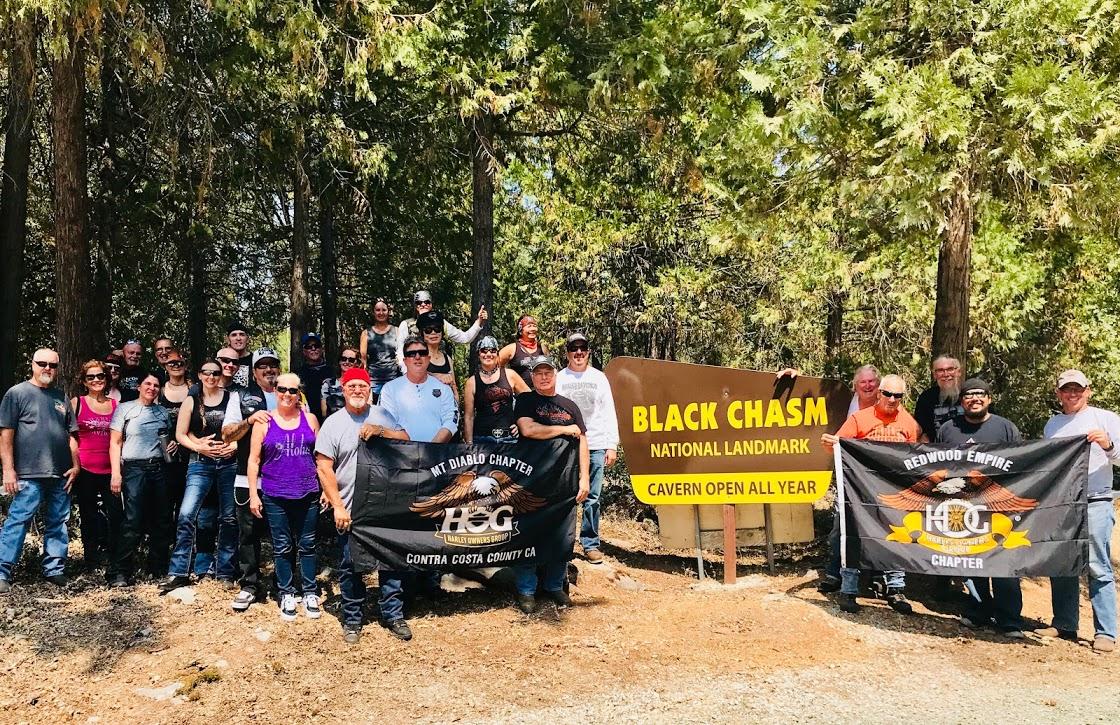 Black Chasm Cavern Ride -