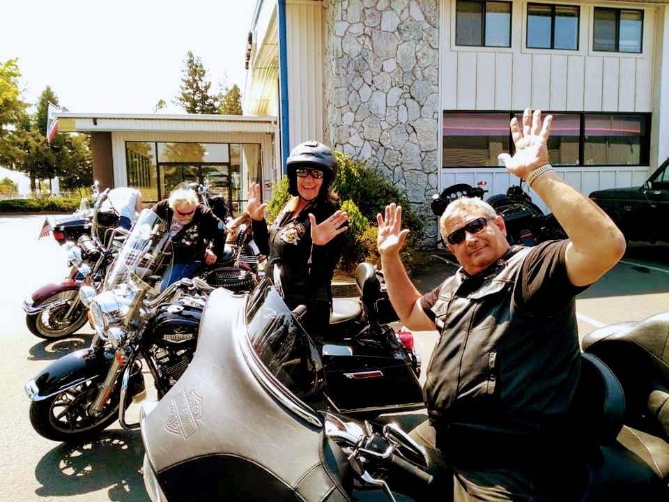 H-D 115th Anniversary Ride -