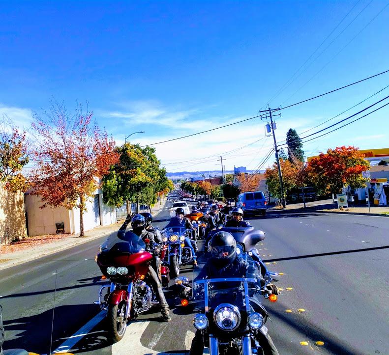 RECHOG Pick Up Ride -