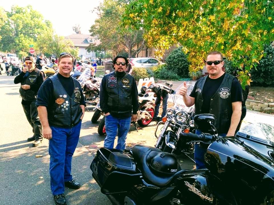 Petaluma Veterans Day Parade 2018 -