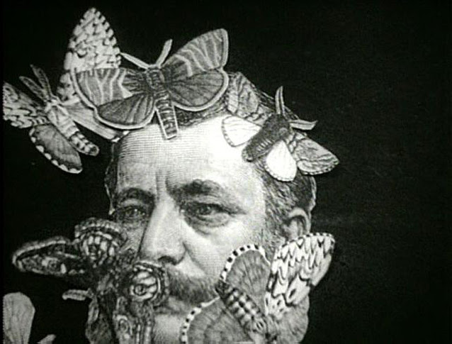 Film still from  Duo Concertantes , 1961 - 1964.