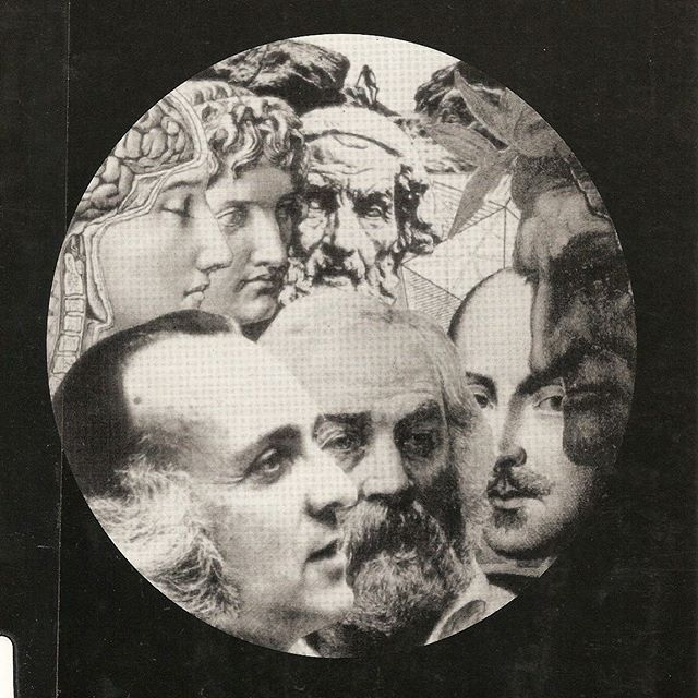 Do the folks in this image make you curious about our upcoming talk this Thursday with @kevanjenson? Come throw the I Ching and learn more with us, June 6, 7:00-9:00pm.  Image: Cover of 'Opening the Dreamway: In the Psyche of Robert Duncan'