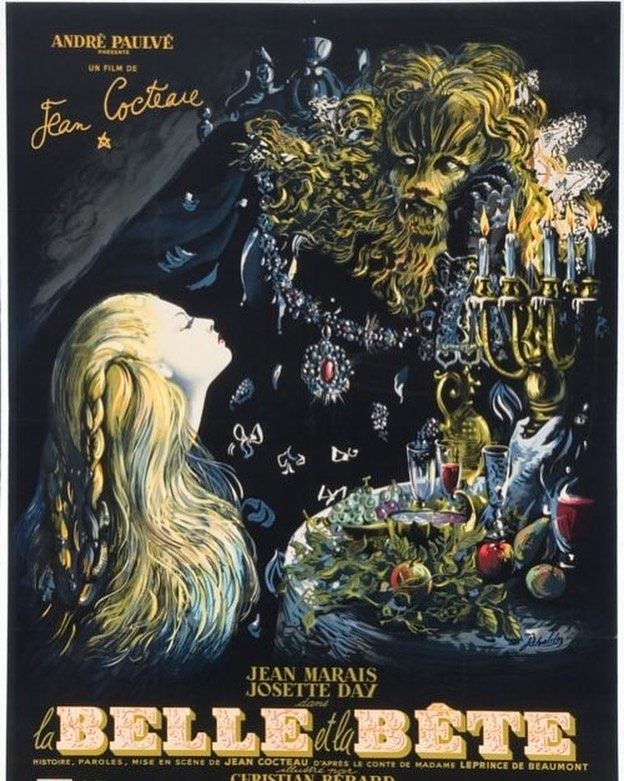 Join us tonight for Jean Cocteau's Beauty and the Beast, the last film we will be showing this summer! Show starts at 7:30pm.