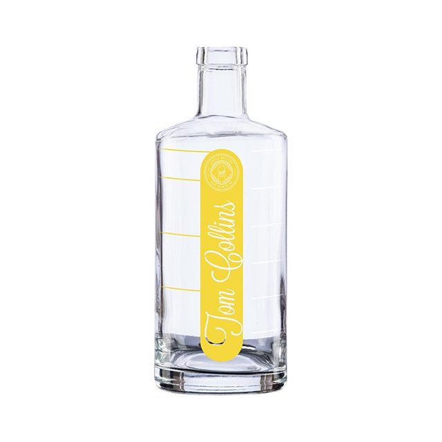 Invite Tom Collins to your next gathering; the subtle aromas of lemon and juniper will surely add a touch of class. | Gin + Lemon Juice + Club Soda + Simple Syrup | Ships Dec. 2018 • • • #craftcocktails #classiccocktails #DIYcocktails #mixology #bottledcocktails #bottomsup #homebartender #deliciouscocktails #quickcocktails #happyhour #happyhourclub #happydrinking #drinks #cheers #cocktailporn #drinking #drinkup #boozy #cocktailhour #liquor #libations #sip #cocktailoftheday #summercocktails #tomcollins