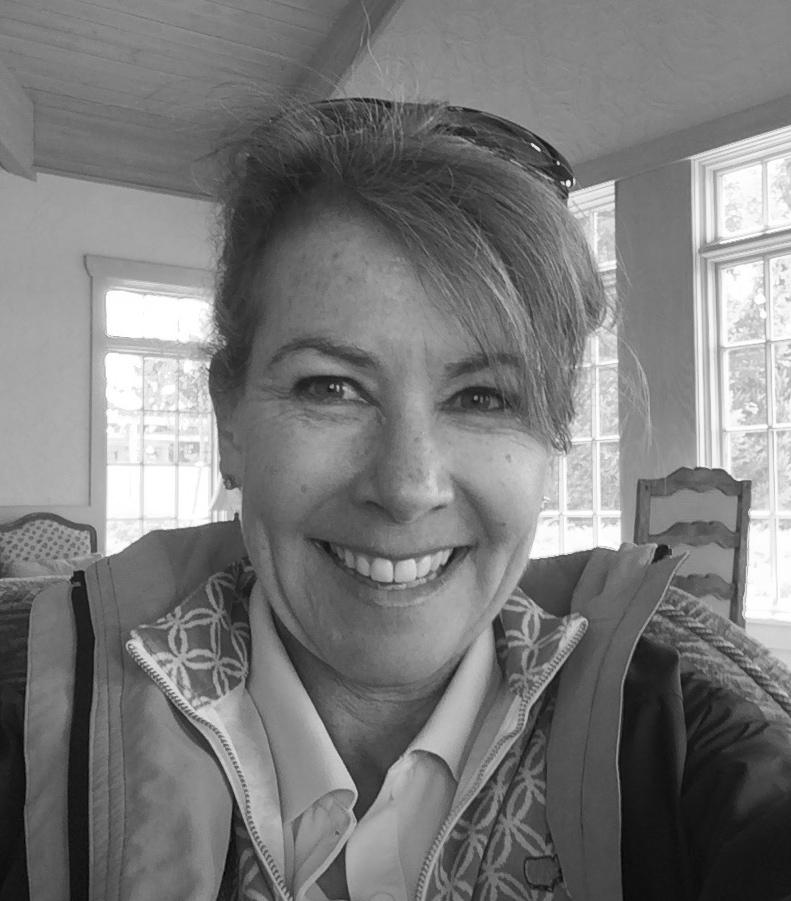 Lisa Torgerson, grants, fundraising & development, devoted Cub fan