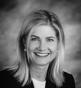 Lisa Ott, fundraising, accounts mgr