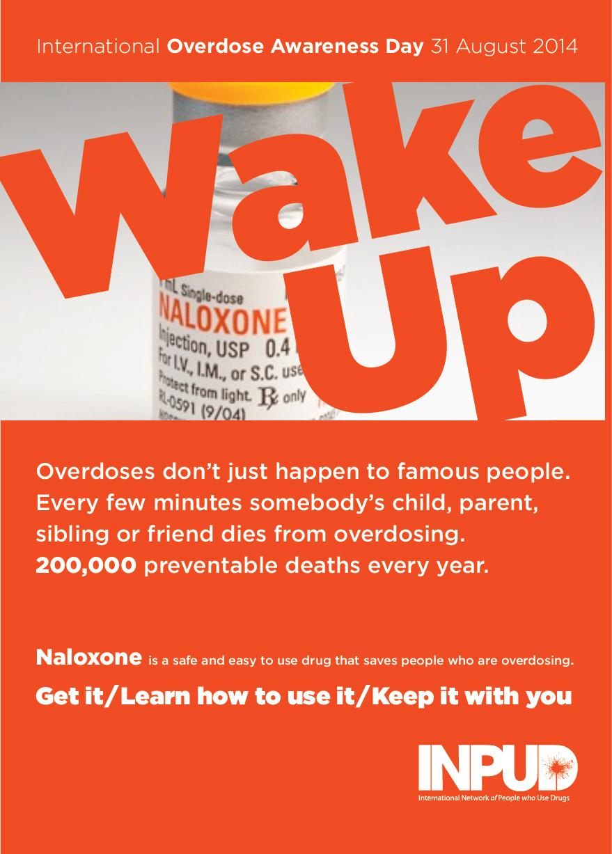 The European Naloxone Campaign