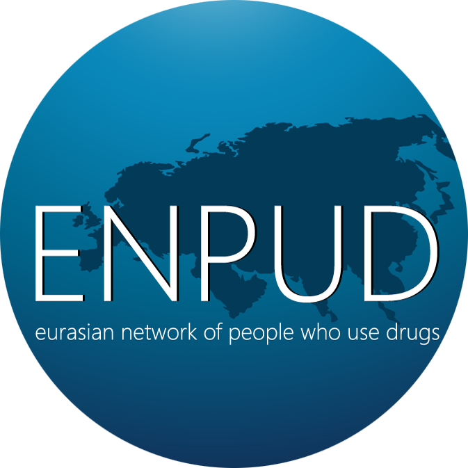 ENPUD - Eurasian Network of People who Use Drugs