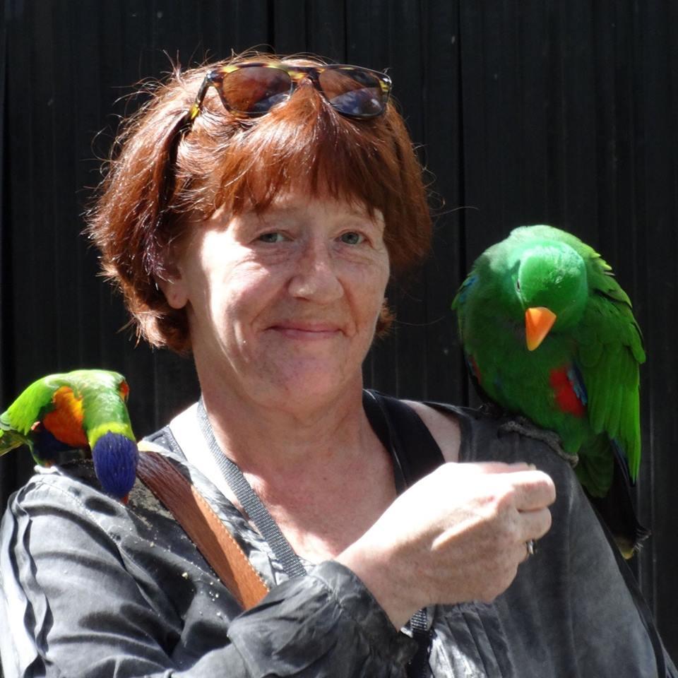 Sweden: Christina Paulsrud