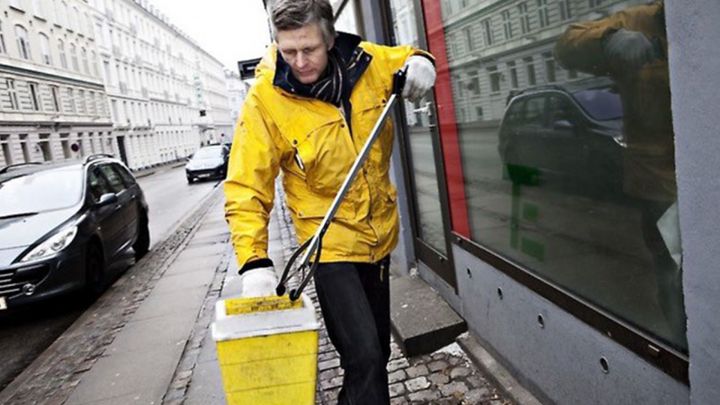 """""""The Needle Syringe Patrol in Copenhagen is a great example of PWUD leading initiatives and creating new solutions."""""""